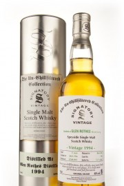 Glen Rothes 17 Year Old 1994 - Un-Chillfiltered (Signatory) Single Malt Whisky
