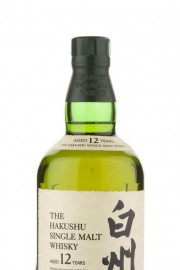 Hakushu 12 Year Old Single Malt Whisky