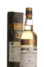 Highland Park 12 Year Old 1992 - Old Malt Cask (Douglas Laing) Single Malt Whisky