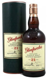 Glenfarclas 21 Year Old Whisky