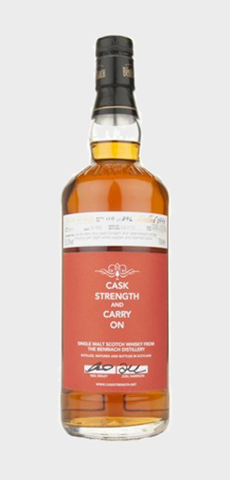 BenRiach 16 year old – Caskstrength.net