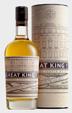 Compass Box, Great Kings Street - Artist's Blend